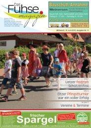 Fuhse-Magazin 11/2015