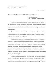 33 kb PDF - Edinburgh College of Art