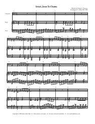 Q - Free Choral Music: J. Ashley Hall
