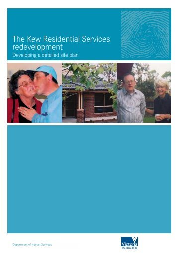 The Kew Residential Services redevelopment - Kew Cottages ...