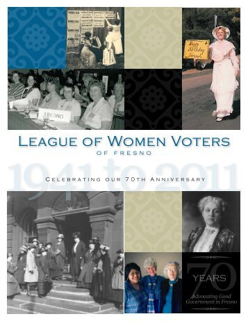 the League of Women Voters of Fresno - Home of the League of ...