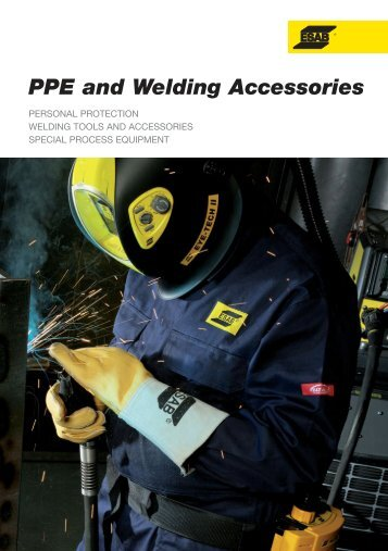 PPE and Welding Accessories - Esab