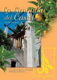 La Limonaia del Castèl - Comune di Limone sul Garda