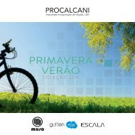 Catálogo Calçado Procalcani primavera verão