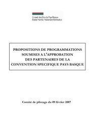comité de pilotage du 9 février 2007 - Alain Lamassoure