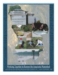 Annual Report - Anacostia Watershed Network