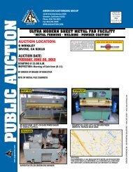 Download Brochure - American Auctioneers Group