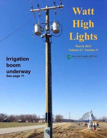 Watt High Lights - Jackson County REMC