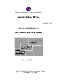 NASA History Office - AVIA