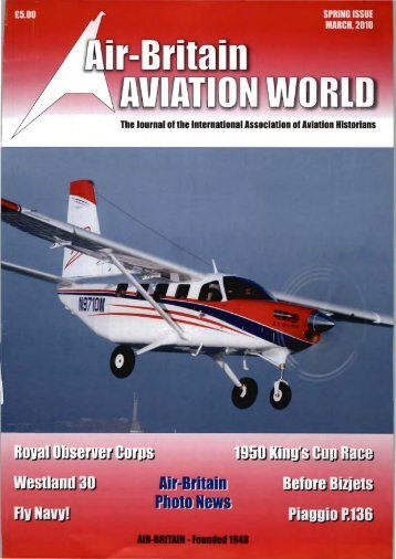 The Journal of the International Association of Aviation ... - Air-Britain