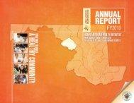 FY 2010 Annual Report - Asian American Health Initiative