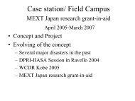 3. CASiFiCA MEXT - Nexus-idrim.net