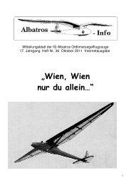 Wir sind - IG Albatros