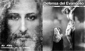 Defensa del Evangelio No. 1, Junio.