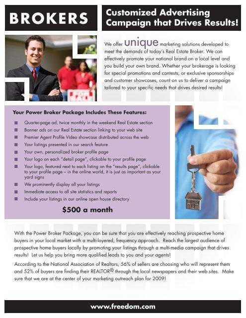 Property Brokers: Rental Property Management