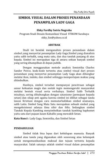 Ekky Fardhy Satria Nugraha. Program Studi Desain Komunikasi ...