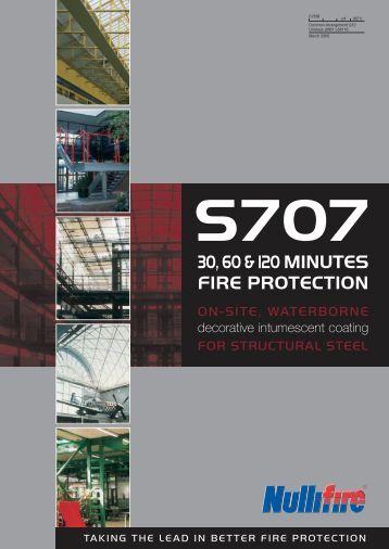 Nullifire S707 - BrandEx Brandtätningar AB
