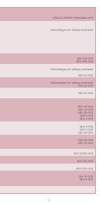 Affärsreseförsäkring - enstaka tjänsteresa - ERV - Page 7