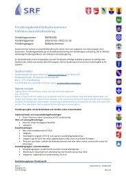 Försäkringsbesked Botkyrka kommun Kollektiv ... - ERV