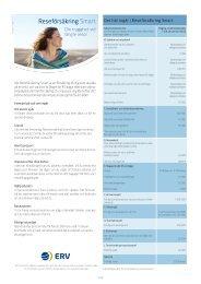 Sammafattning villkor - ICA Banken