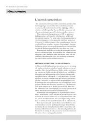 Lönestrukturstatistiken - Konjunkturinstitutet