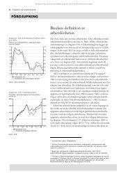 Bredare definition av arbetslösheten - Konjunkturinstitutet