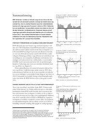 Sammanfattningen - Konjunkturinstitutet