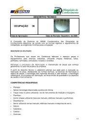 Caldeiraria - nead@senairs.org.br - Senai