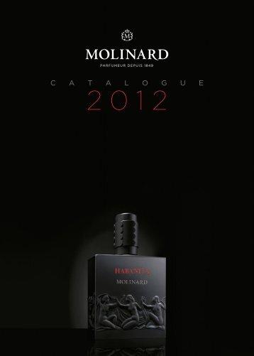 Télécharger notre catalogue - Molinard