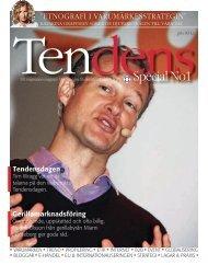 TendensSpecial No1 - Sveriges Marknadsförbund