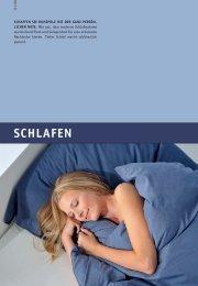 SCHLAFEN - Möbel Furrer