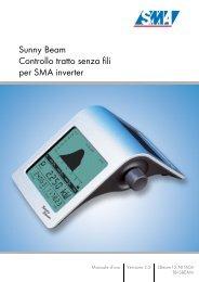 SMA Sanny Beam