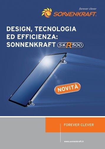 collettore SKR500 - Demar
