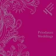 Priodasau Weddings - National Museum Wales