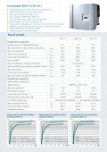 Τεχνικά Χαρακτηριστικά - Techno Sun - Page 7