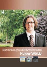 Holger Wöltje - Die Zeit im Griff mit Outlook