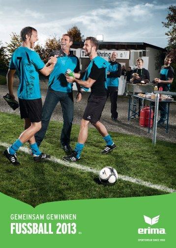 FUSSBALL 2013 - Erima