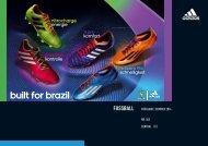 Fussball 1.Quartal 2014 - EASTSIDE
