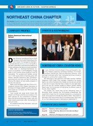 Northeast ChiNa Chapter - AmCham China