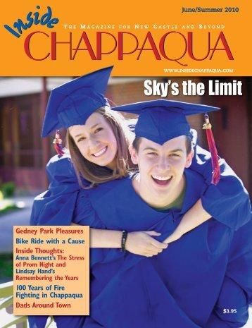 Download June 2010 issue (PDF) - Inside Chappaqua