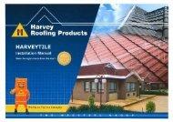 Harveytile Installation Manual - Macsteel