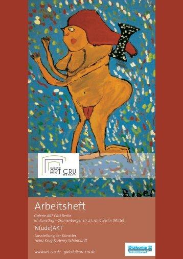 N(ude)AKT - Galerie Art Cru Berlin