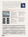 Impact Products Brochure - Fleetwood - Page 2