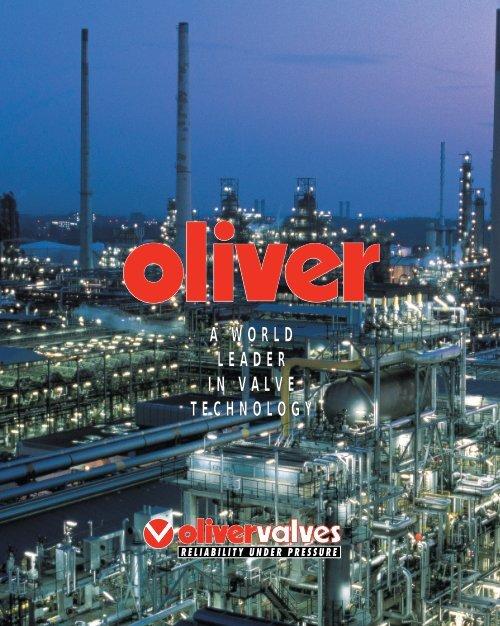 a world leader in valve technology - Federal International (2000) Ltd