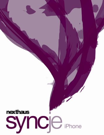 iPhone - Nexthaus