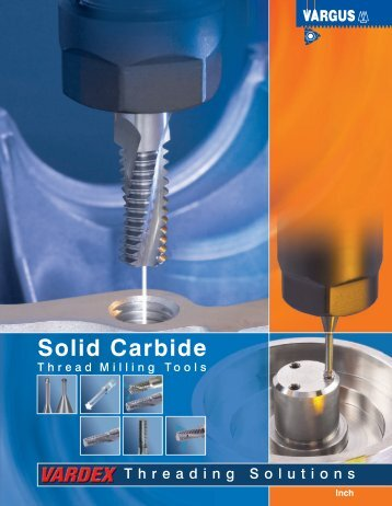 Solid Carbide - Vargus
