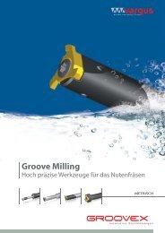 Groove Milling - Vargus