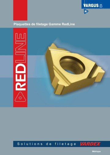 RedLine Catalog French.indd - Vargus