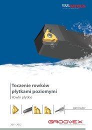 Laydown Grooving 2011 PL[231011].indd - Vargus