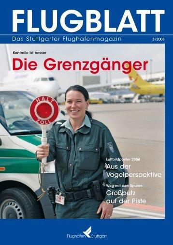 Wir ver mit Wa - Flughafen Stuttgart